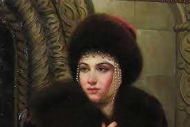 Иван Грозный биография правление реформы опричнина эпоха  Мария Собакина третья жена Ивана Грозного