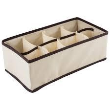 <b>коробка для хранения РЫЖИЙ</b> КОТ, 8 секций, 28х14,5х10 см ...