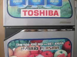Tủ lạnh Toshiba Hybrid Plasma GR-A16VPD - 3.200.000đ