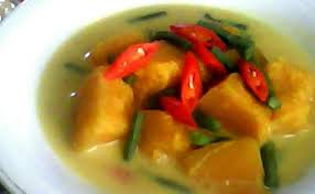 Aneka resep sayur dan tumis labu siam. Resep Hidangan Sayur Kuah Santan Labu Kuning Enak Dan Cute766