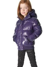 Appaman Puffy Coat Sparkle Purple Size 4t 4