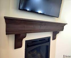 diy diy fireplace shelf fireplace mantel shelf her tool belt dear internet hereus how to build