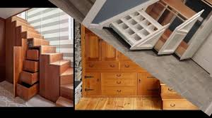stairs furniture. 19 awesome under stairs storage ideas bookshelf u0026 closet room youtube furniture