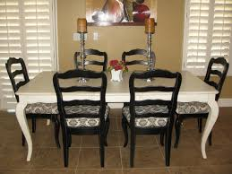 black dining room chairs regarding chic 1000 images decor 7