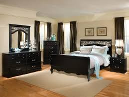 traditional furniture traditional black bedroom. Classic Black Bed Frame For Traditional Bedroom Interior Design With Beige Area Rug And Elegant Curtain Furniture