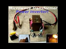 microwave oven transformer mot v to v inverter microwave oven transformer mot 12v to 120v inverter