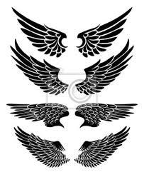 Obraz Tattoo Wings