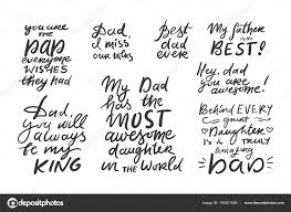 Lettering Templates Fathers Hand Lettering Can Be Used For Cards Templates