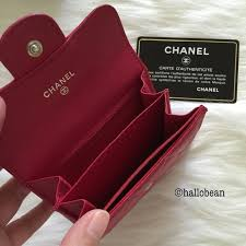 chanel card holder. chanel bags - sold~~auth chanel lambskin flap coin card holder
