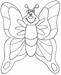 Small Picture Spring Coloring Pages NICE BUTTERFLY Free Printable Coloring Pages