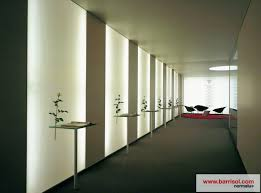 the barrisol light luminouse ceilings can also be made into acoustic ceilings nanoperforated ceilings or can be printed on to create a specific barrisol lighting