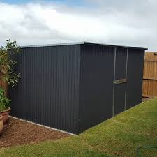 skillion roof steel frame corrugated gallery 7