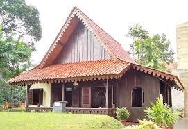 Rumah adat bengkulu bubungan lima. 4 Rumah Adat Dki Jakarta Beserta Nama Dan Gambarnya