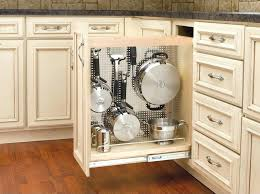under kitchen cabinet storage image of kitchen cabinet organizers corner kitchen cabinet organizing ideas