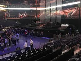 Talking Stick Resort Arena Section 101 Concert Seating