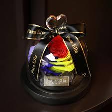 Valentine's Day Creative Gift <b>Eternal Flower Finished</b> Gift <b>Box</b> Rose ...