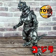 โมเดล เมก้าก็อตซิลล่า ขนาดใหญ่ สูง 30 cm. เมก้า ก๊อตซิลล่า Godzilla  ซอฟไวนิล งานสวยมาก รูปถ่ายจากงานจริง