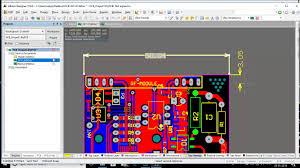 Altium Designer Panelize Altium Pannel Youtube