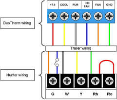 hunter thermostat wiring diagram hunter discover your wiring hunter thermostat wiring diagram the hunter is wired diffe u2026 flickr