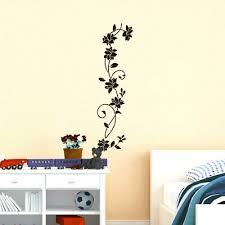 home décor erfly vine flower vinyl