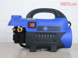 Máy xịt rửa xe cao áp cảm ứng từ Kachi MK164 (1400W) - META.vn