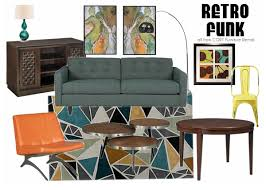 funky style furniture. Furniture Rental To Create A Retro Funky Apartment Style