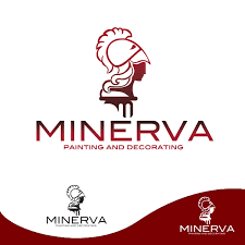 Painting And Decorating Logo Design Mesmerizing Logo Design Contests New Logo Design For Minerva Painting
