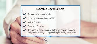 Example Cover Letters For Airline Pilots | Flightdeckfriend.com