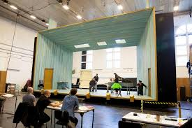 backstage the royal opera s barber of seville photo essay setting the scene