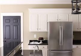 Kitchen Paints Colors The Yellow Cape Cod Painting Kitchen Cabinets Painted Cabinetry