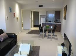 astra apartments canberra manhattan living room and kitchenette
