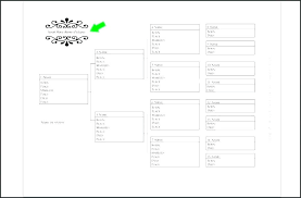 6 Generation Family Tree Template – Rootandheart.co