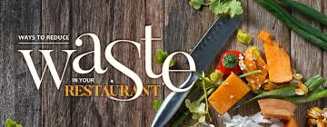 Image result for Restaurant Food Waste