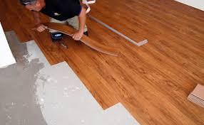 install loose lay vinyl flooring tile wizards