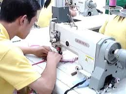 Bra Sewing Machine
