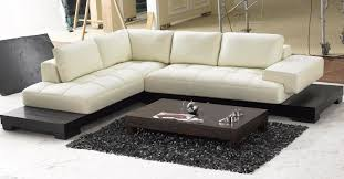 sofa modern sectional with chaise sofas leather  winafrica