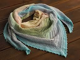 Free Shawl Crochet Patterns Magnificent Summer Morning Shawl Free Crochet Pattern Free Crochet Patterns