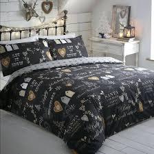 quilt bedding sets simply black quilt cover sets quilts etc halifax