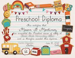 Preschool Graduation Certificate Editable Preschool Graduation Etsy Prek Certificate Topgradeacai Org