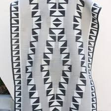 1910 two grey hills vintage navajo rug 4 200 00