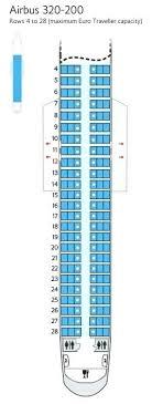 Air Canada Seat Maps