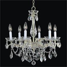 iron and crystal chandelier 6 light chandelier old world iron 543ad6lap 3c