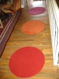 unique small round rug for excellent round red rug in interior design ideas with round red good small round rug