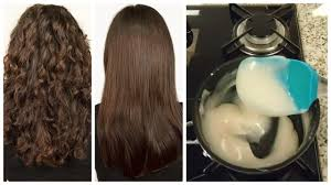 Homemade Hair Treatment For Frizzy Dry And Damaged Hair Youtube