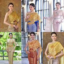 ชุดแต่งงาน ชุดไทย 2020 | ชุดแต่งงาน, สไตล์แฟชั่น, ชุดเจ้าสาว
