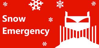 Calvert County Sheriffs Office Snow Emergency Plan In