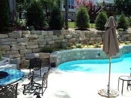 swimming pool retaining wall ideas baker pool construction of st retaining walls kids room decoration ideas