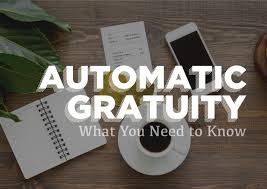 15 Gratuity Chart Everything You Need To Know About Automatic Gratuity