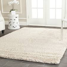 contemporary white medium size furry area rug modern white fur area rug dark grey ceramic flooring white leather cushion sofa with black wood base flowery