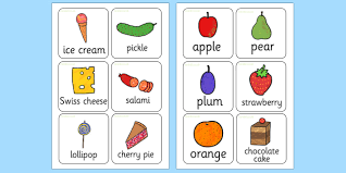 Food Flash Cards Topic Food Flashcards To Support Teaching On The Very Hungry Caterpillar